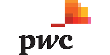 Logo for PwC UK